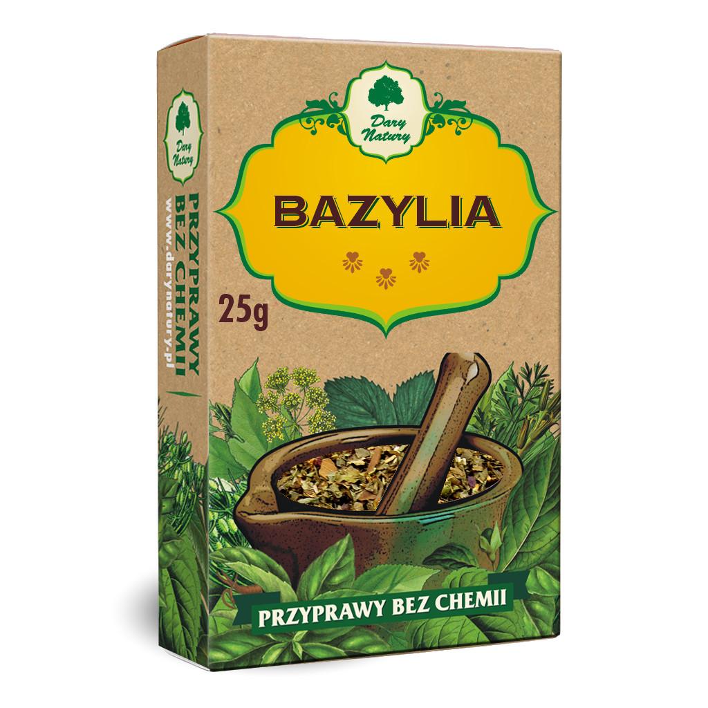 Bazylia 25g*DARY NATURY*