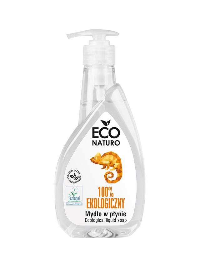 Mydło w płynie z pompką 400ml*ECO NATURO*BIO