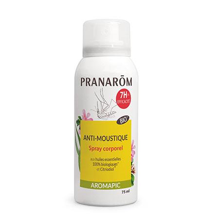 Spray odstraszający komary 75ml*PRANARÔM*BIO