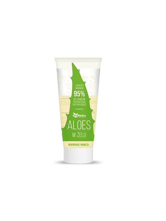 Aloes w żelu 200ml EKAMEDICA