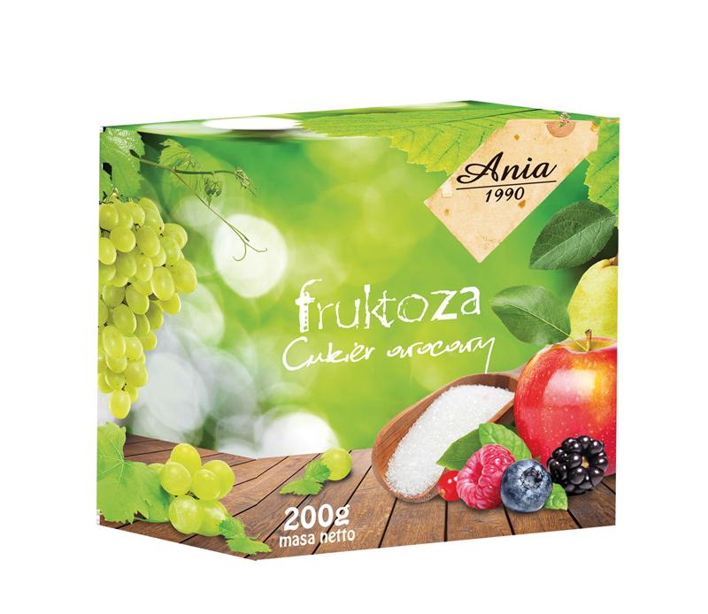 Fruktoza 200g *ANIA* TERMIN: 31.12.2024