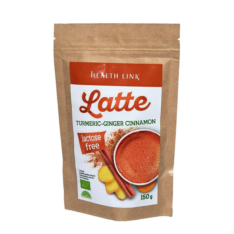 Kurkuma Latte Koktajl w proszku 150g *HEALTHLINK* BIO