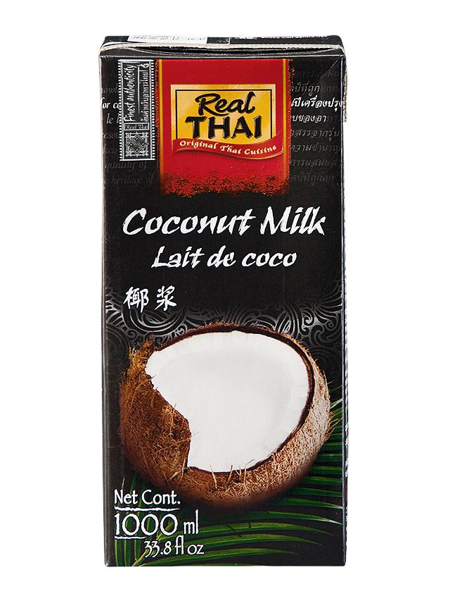 Mleczko  kokosowe 1l*REAL THAI*