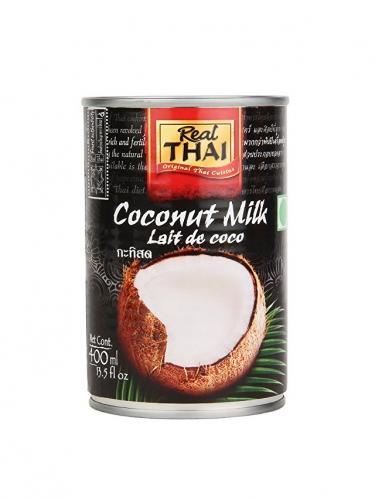 Mleczko kokosowe puszka 400ml *REAL THAI*