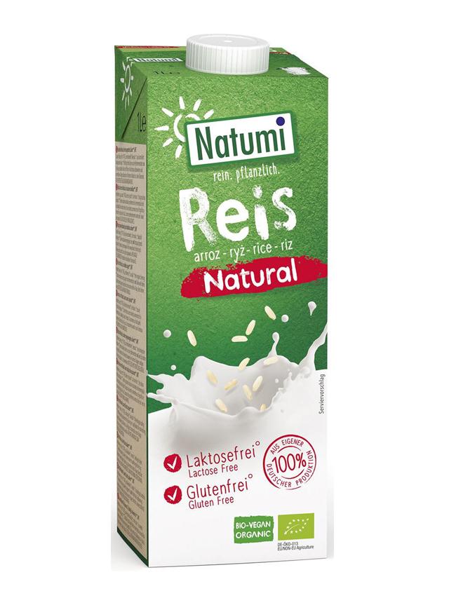 Napój ryżowy 1l*NATUMI*BIO - opakowanie po 12 szt.
