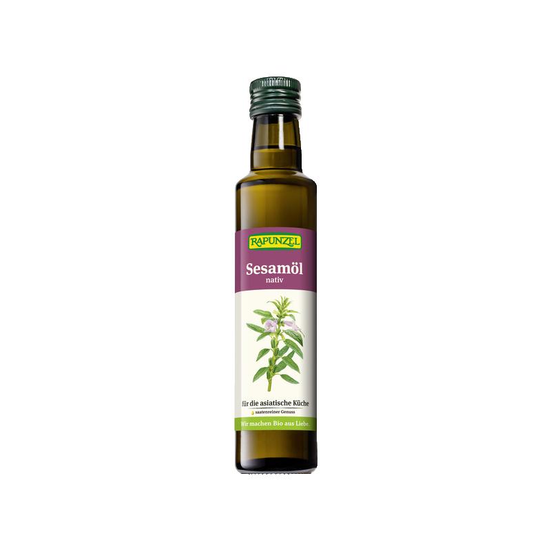 Olej sezamowy 250ml*RAPUNZEL*BIO