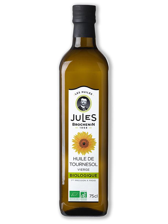 Olej słonecznikowy ekologiczny 750ml*BROCHENIN*BIO