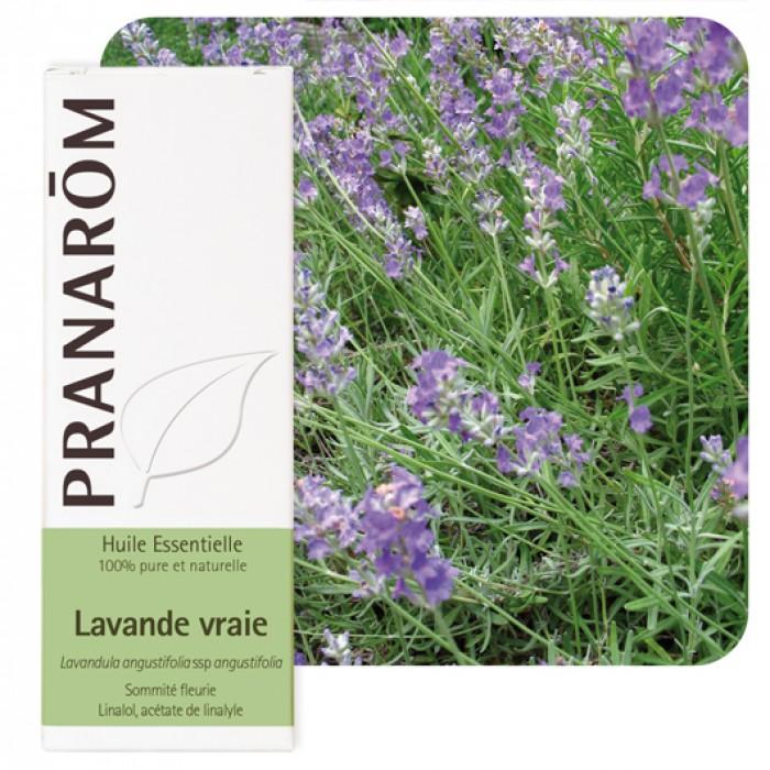 Olejek eteryczny lawendowy **Lawenda wąskolistna / Lavandula angustifolia ssp angustifolia** 10ml*PRANARÔM*