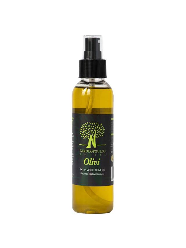 Oliwa z oliwek extra virgin grecka spray 150ml*NIKOLOPOULOS*