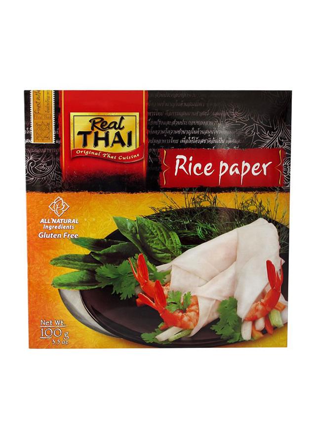 Papier ryżowy 100g*REAL THAI*