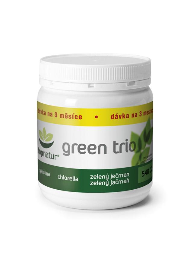 green barley plus ingredienti