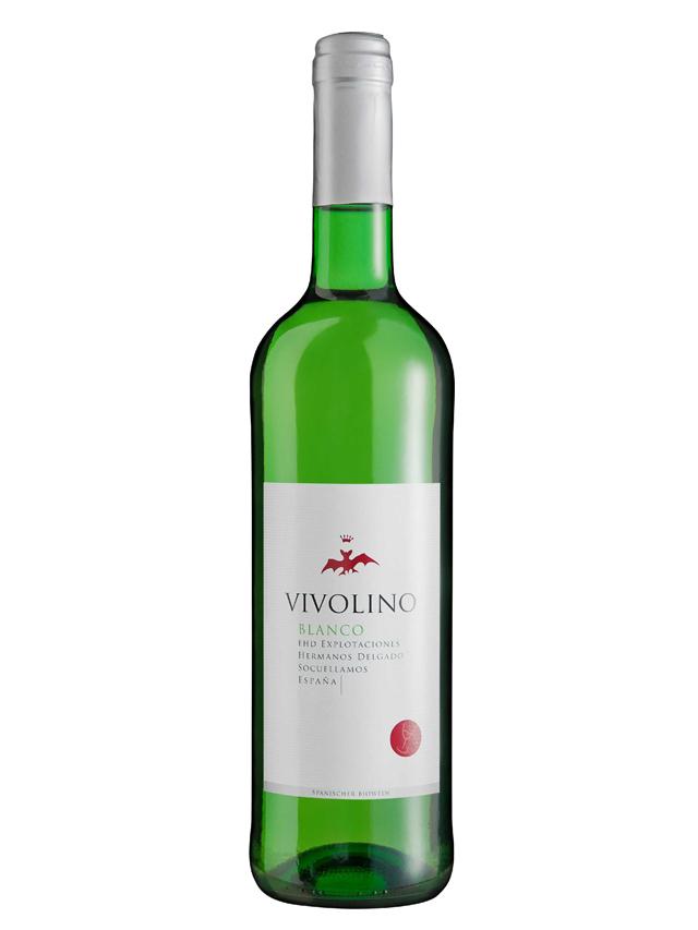 Wino białe / wytrawne / Hiszpania 750ml*VIVOLINO*BIO
