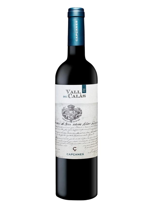 Wino czerwone / wytrawne / Hiszpania 750ml*VALL DEL CALÀS*BIO