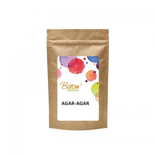 Agar - agar 20g*BATOM* - opakowanie zbiorcze po 10 szt.