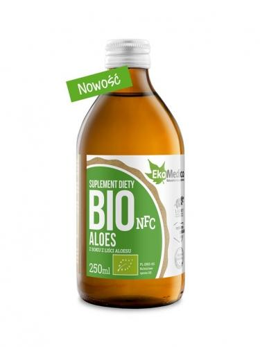 Aloes sok 250ml*EKAMEDICA*BIO