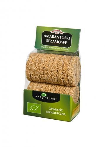 Amarantuski sezamowe 100g*EKOPRODUKT*BIO
