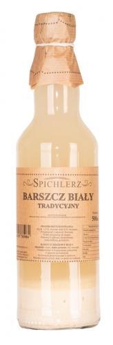 Barszcz biały tradycyjny 500ml SPICHLERZ