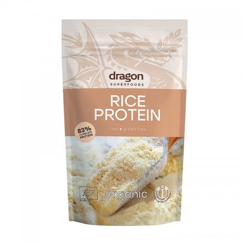 Białko ryżowe 200g*DRAGON SUPERFOODS*BIO