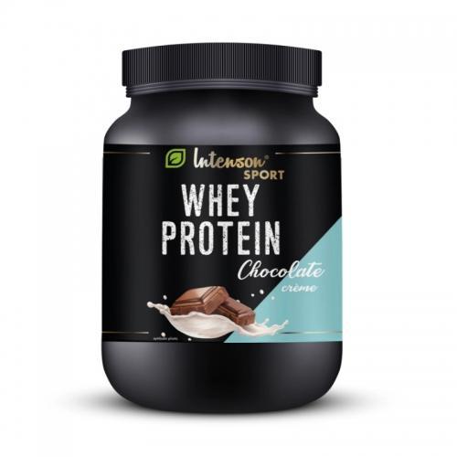 Białko serwatkowe WPC czekoladowe proszek 600g*INTENSON SPORT*
