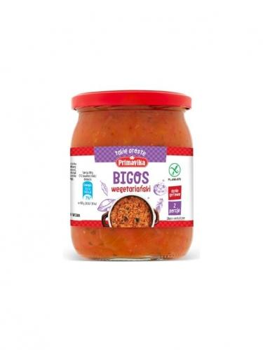 Bigos wegetariański 480g*PRIMAVIKA*
