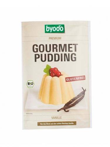 Budyń **Pudding** waniliowy 36g*BYODO*BIO