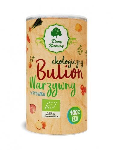 Bulion warzywny 200g*DARY NATURY*BIO
