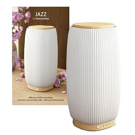 Dyfuzor **Jazz Blanc** *PRANARÔM*