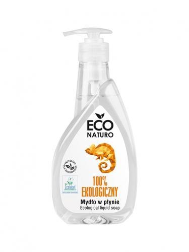 Mydło w płynie z pompką 400ml*ECO NATURO*ECO