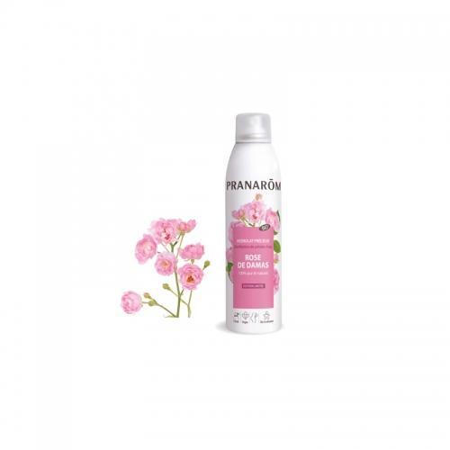 Hydrolat różany **Róża damasceńska / Rosa damascena** spray 170ml*PRANARÔM*BIO