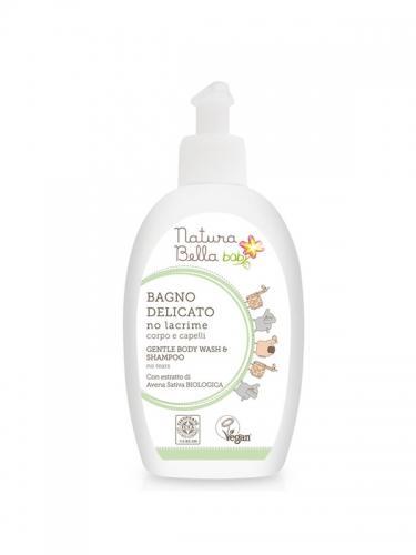 Płyn / szampon do kąpieli dla dzieci 300ml*NATURA BELLA*
