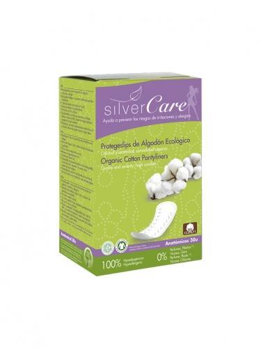 Wkładki higieniczne 30szt*SILVERCARE*