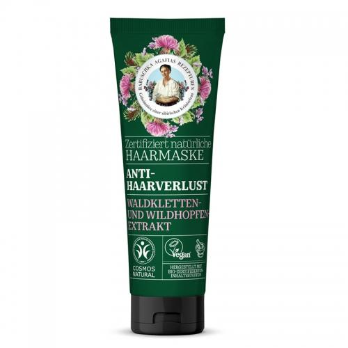 Odżywka / maska do włosów przeciw wypadaniu 200ml*AGAFIA*ECO