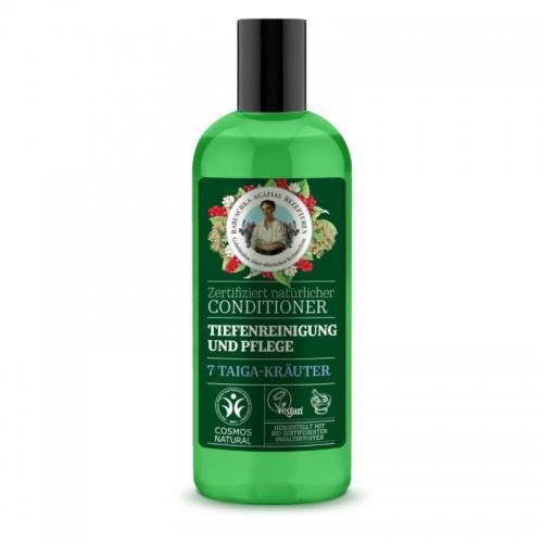 Odżywka do włosów oczyszczająca 260ml*AGAFIA*ECO