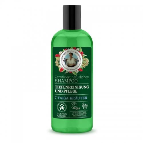 Szampon do włosów oczyszczający 260ml*AGAFIA*ECO