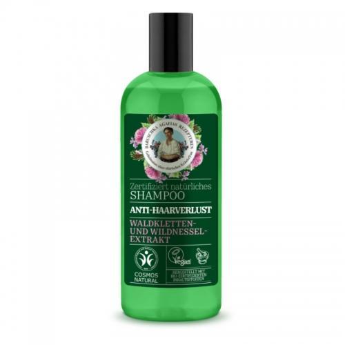 Szampon do włosów przeciw wypadaniu 260ml*AGAFIA*ECO