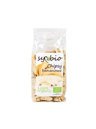 Chipsy bananowe 150g*SYMBIO*BIO