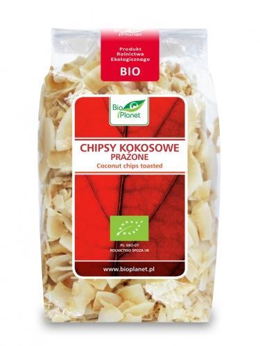 Chipsy kokosowe prażone 150g*BIO PLANET*BIO