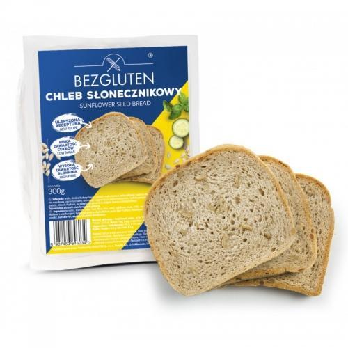 Chleb słonecznikowy 300g*BEZGLUTEN*