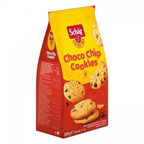 Ciasteczka kruche **Choco Chip Cookies** 200g*SCHÄR*