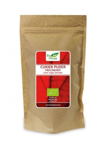 Cukier puder trzcinowy 300g*BIO PLANET*BIO