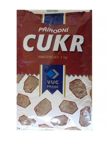 Cukier złocisty kryształ 1kg*VUC PRAHA*