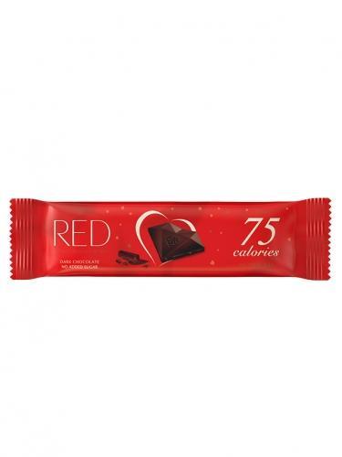 Czekolada gorzka 40% bez cukru 26g*RED* TERMIN: 01.03.2021