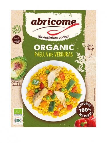Danie gotowe **Paella de Verduras / Paella Warzywna** wegańskie 250g*ABRICOME*BIO  - najlepiej spożyć przed: 31.12.2020