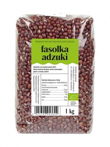 Fasolka **Adzuki** 1kg*DETAL*BIO