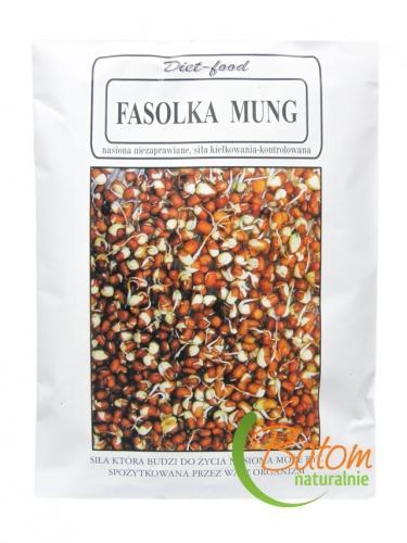 Fasolka mung nasiona 160g*DIET- FOOD*
