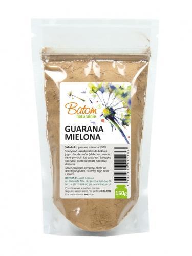 Guarana mielona 150g*BATOM*