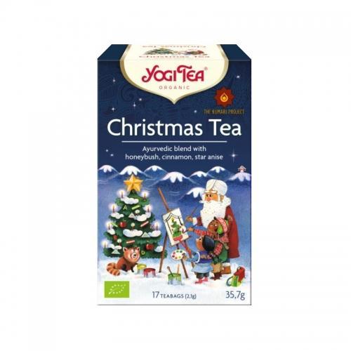 Herbata **Świąteczna** ekspres 17szt*YOGI TEA*BIO