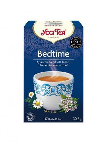 Herbata **Bedtime** na sen ekspres 17T*YOGI TEA*BIO