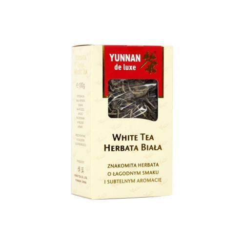 Herbata biała **Yunnan** biała 100g*YUNNAN DE LUXE*