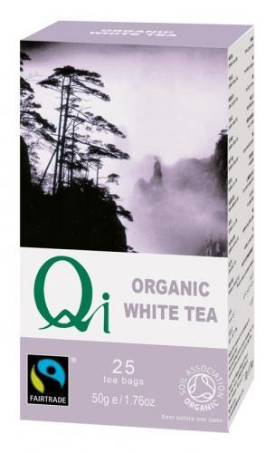 Herbata biała ekspres 25T*QI*
